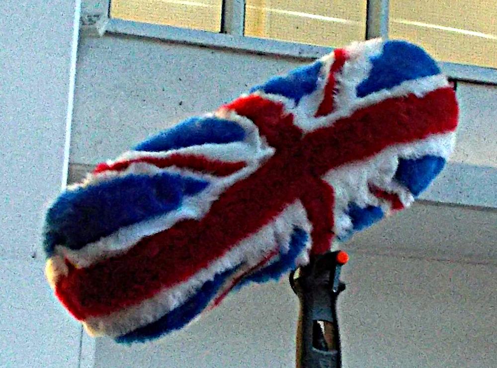 Die Britische Variante des EB-Tons...