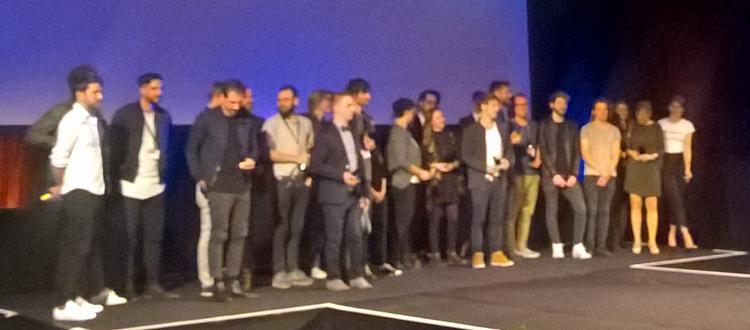 Die Spotlight-Gewinner 2017