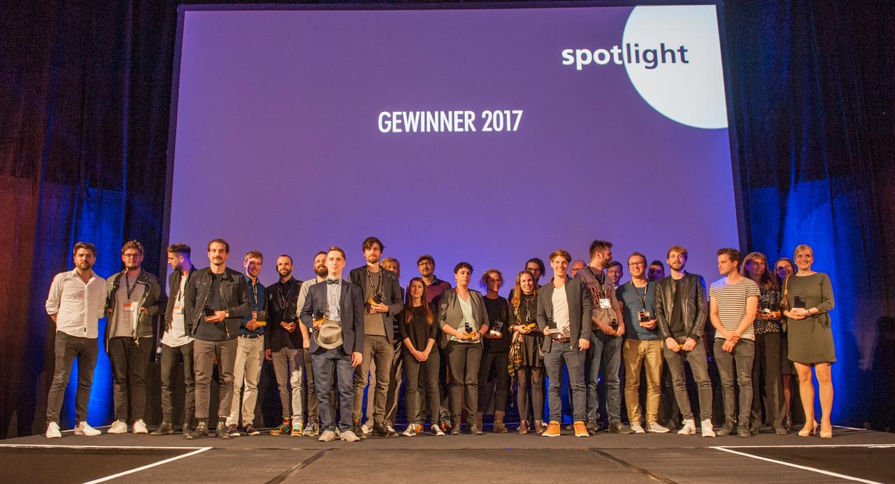 Die Glücklichen Gewinner 2017 - Foto: V. Oswald/Spotlight