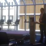 Das Spotlight-Forum in den Räumen IHK
