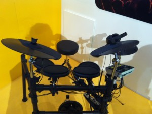 Neue E-Drums von Behringer