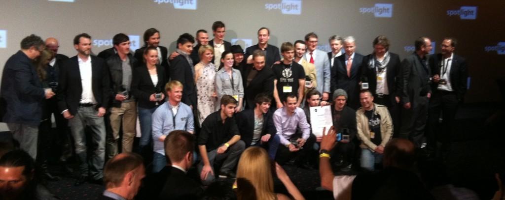 Die Spotlight-Preisträger 2012