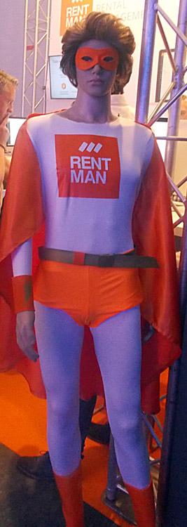 Ein neuer Superheld?