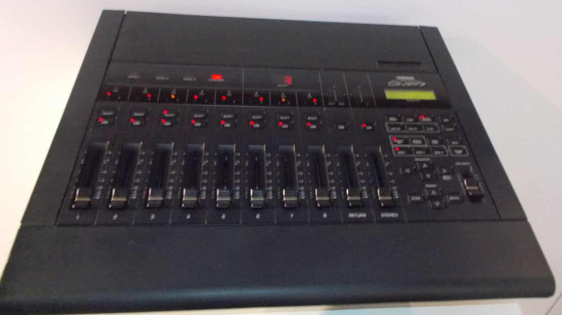 Yamahas Erstlingswerk auf dem Digital-Mischpult-Sektor