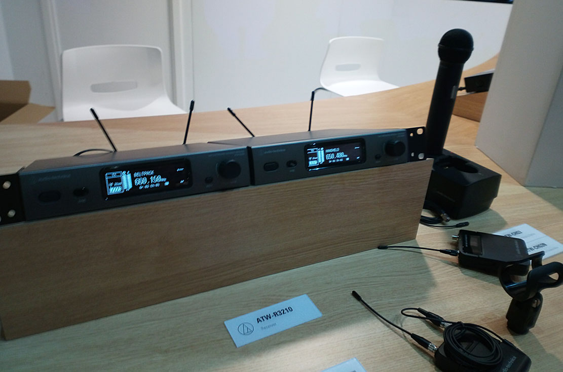 Audio Technica ATW-R3210