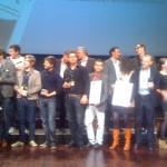 Die Preisträger des Abends