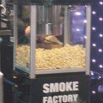 Popcorn als Goddie? Wo bleibt der Film?
