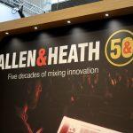 Allen & Heath feiert 50 Jahre Bestehen