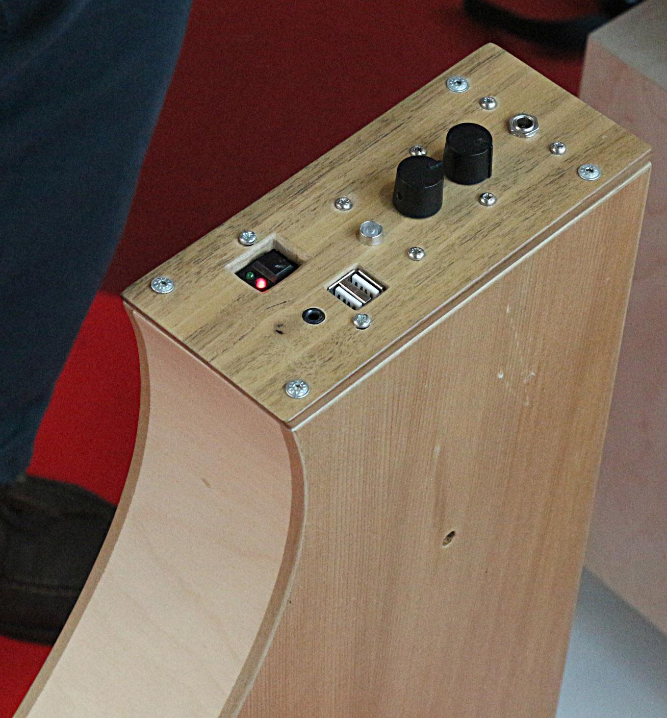 La Voix du Luthier Onde
