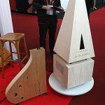 La Voix du Luthier Onde und Pyramide